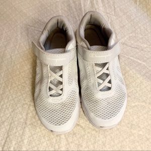 [Size 11] EUC White Tennis Shoes / Sneakers